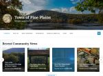Website Redesign & Development for Town of Pine Plains, New York