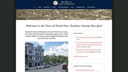 Website Redesign for Town of Northeast New York