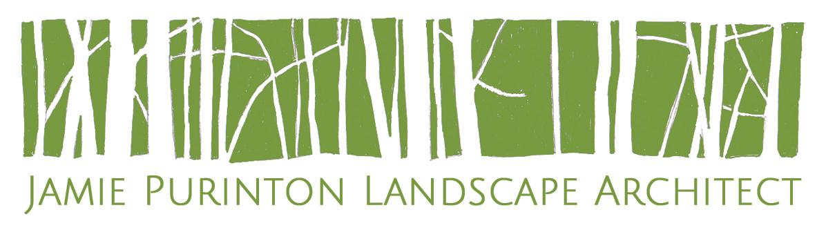 Jamie Purinton Landscape Architect Logo