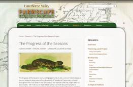 Farmscape Ecology Program: Progress of the Seasons Project